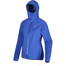 inov-8 Stormshell Wasserdichte Full-Zip Jacke Damen blue